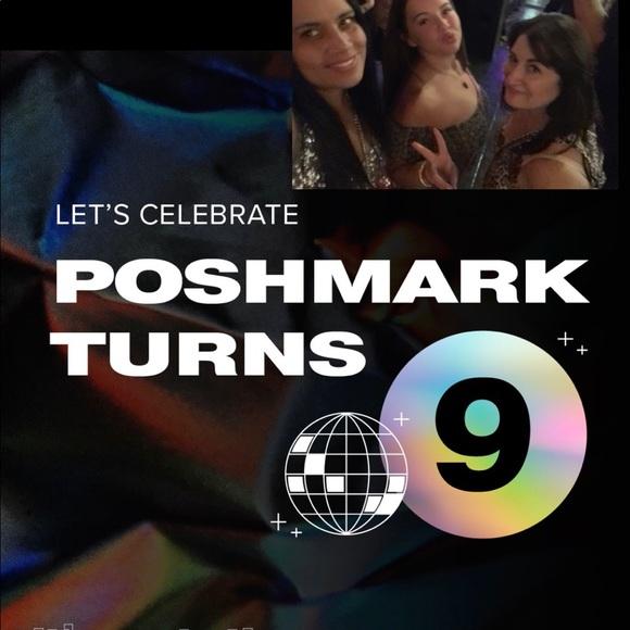 Thank for celebrating Poshmark's 9th birthday.